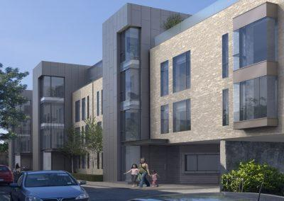 Apartment Development, The Crescent, Donnybrook, Dublin 4