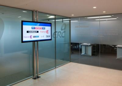 European Rugby Cup Head Quarters Fit-out