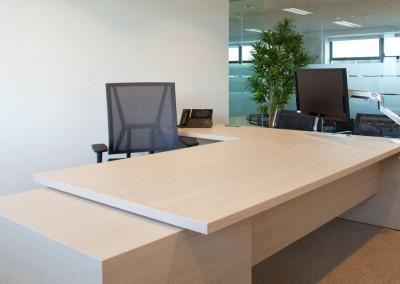 IFSC Office Fit Out