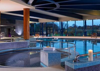 Health Club, The Castleknock Hotel, Dublin