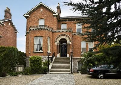 House Renovation at Elgin Road, Ballsbridge, Dublin