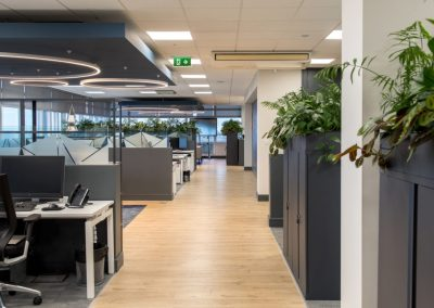Vizor Office Fit-out, Sandyford, Dublin 18