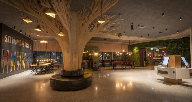 First Look: Inside the Marlin, Dublin's new €55m hotel