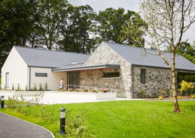 New Golf Clubhouse, Farnham Estate Spa & Golf Resort, Co. Cavan