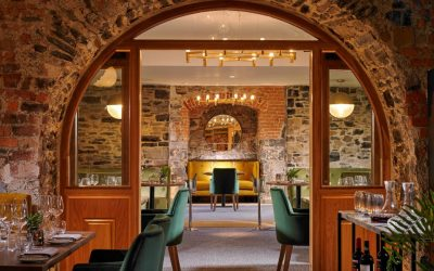 Cedar Rooms Restaurant at Farnham Estate is awarded 2 AA Rosettes for culinary excellence