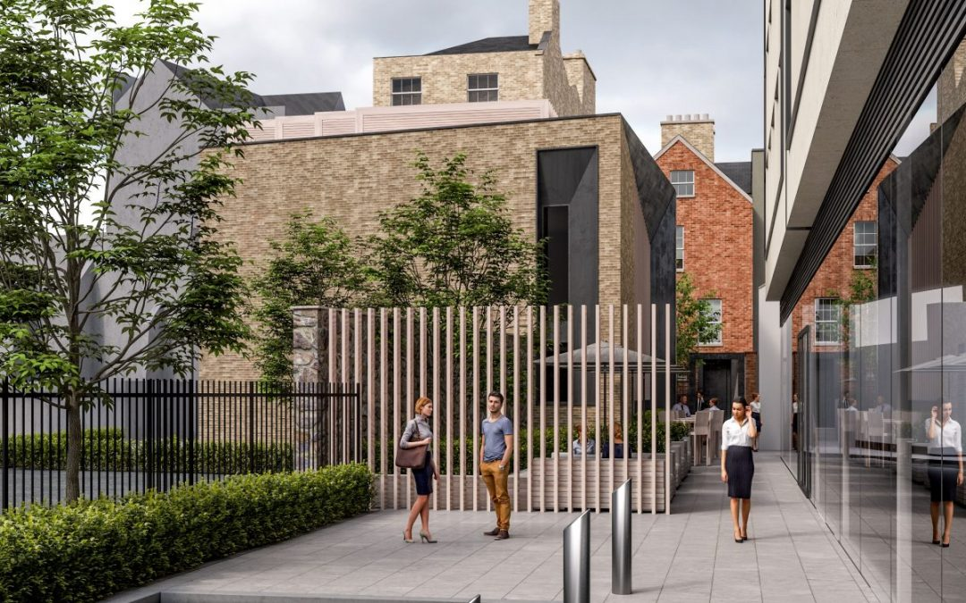 Exciting new development on Aungier Street