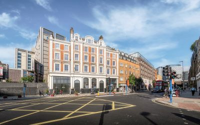 London Mixed Use Development Submitted for Planning