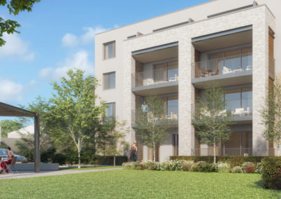 Apartment Development, Clondalkin Dublin